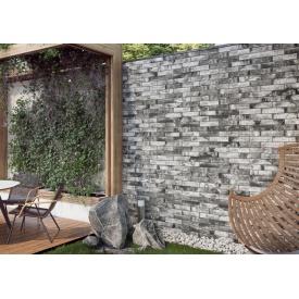 Фасадна клінкерна плитка Cerrad Piatto antracyt 7,4x30 см