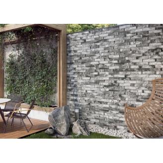 Фасадная клинкерная плитка Cerrad Piatto antracyt 7,4x30 см