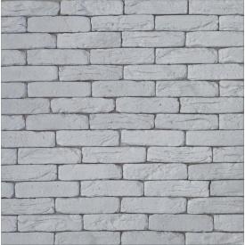 Декоративна гіпсова плитка Барселона 00 45x185x10 мм 1,2 м2