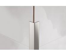 Уголок Н20 нержавеющая сталь 20х20 мм 2,5 м