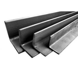 Уголок стальной 75х75х6 мм 12м