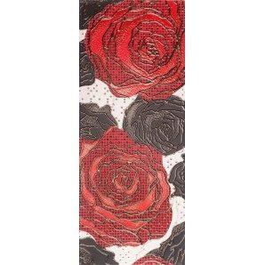Декоративна плитка АТЕМ Sote Rose W BK 200x500 мм
