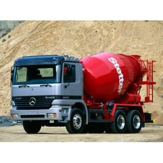 Доставка раствора цементного М200