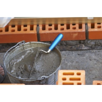 Раствор цементный М100