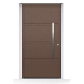 Алюминиевые входные двери Hormann ThermoSafe мотив 872 875x1875 мм