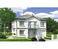 Строительство двухэтажного дома