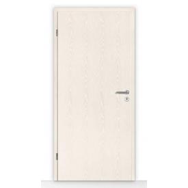 Внутренние деревянные двери Hormann BaseLine 735х1985 мм белый ясень