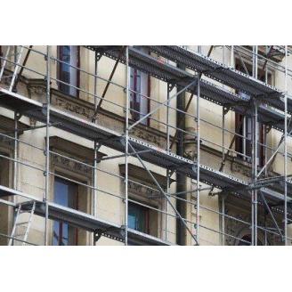 Реконструкция жилого здания