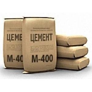 Цемент М400 ПЦ 25 кг