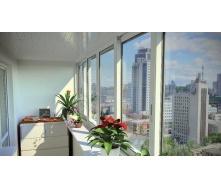 Раздвижные балконы Sliding System 3000х1700 мм