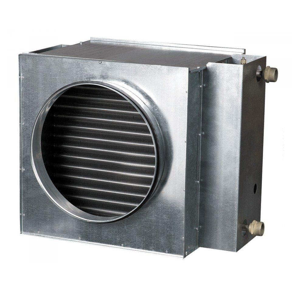 Водяной радиатор с вентилятором 140
