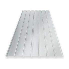 Профнастил Ruukki RanTech 15 Н Polyester фасадний 40 мм сріблястий