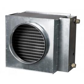 Канальный водяной нагреватель воздуха Vents НКВ 125-2 350х230х300 мм