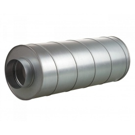 Шумоглушник Vents СР 315/900 оцинкована сталь 403х900 мм
