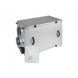 Припливно-витяжна установка Vents ВУТ 530 Г алюмоцинк 530 м3/год 416х603х722 мм