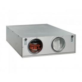 Припливно-витяжна установка Vents ВУТ 350 ПЕ ЄС алюмоцинк 350 м3/год 285х485х1238 мм