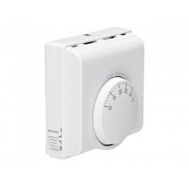 Регулятор температури Vents РТ-10 пластик IP 40 84х84х35 мм