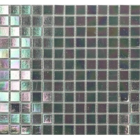 Мозаика стеклянная на бумаге Eco-mosaic перламутр IA202 327x327 мм