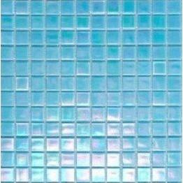 Мозаика стеклянная на бумаге Eco-mosaic перламутр 20IR11 327х327 мм