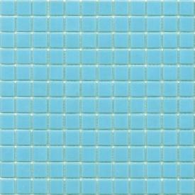 Мозаика гладкая стеклянная на бумаге Eco-mosaic NA 302 327x327 мм