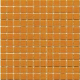 Мозаика гладкая стеклянная на бумаге Eco-mosaic NA 811 327x327 мм
