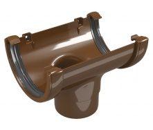 Воронка Devorex Classic 120 80 мм коричневая