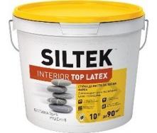 Краска латексная Siltek interior Top latex 9 л