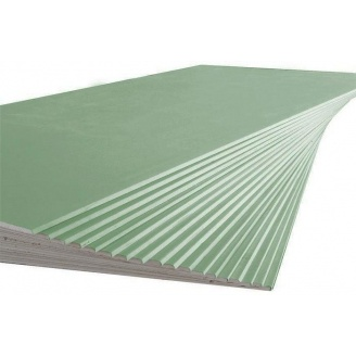 Гипсокартон потолочный 9,5х1200х2500 мм