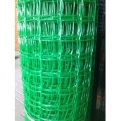 Пластикова сітка 50х50 мм 1,0х20 м