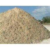 Пісок сіяний насипом