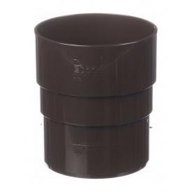 Муфта трубы Docke Standard шоколад