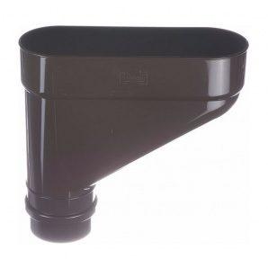 Колектор Docke Lux 305х223 мм шоколад