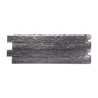 Фасадная панель Docke Stein 1196х426 мм базальт