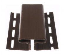 H-профиль Docke 87х3050 мм шоколад