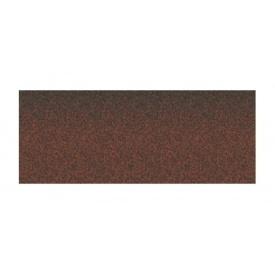 Коньково-карнизная плитка Aquaizol 250х1000 мм огненная лава