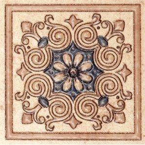 Плитка декоративна ATEM Verona BL 70x70 мм