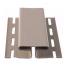H-профіль Docke 87х3050 мм крем-брюле