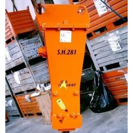 Гидромолот Star SH 281 750 Дж