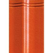 Цементно-піщана черепиця EURONIT Duratop Profil S 334х420 мм яскраво червоний (00570)