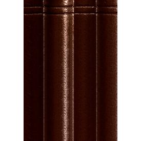 Цементно-песчаная черепица EURONIT Durator Extra 334х420 мм мокко (00486)
