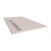 Гипсокартон SINIAT PLATO KPOS 1200х2600х9,5 мм