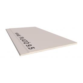 Гіпсокартон SINIAT PLATO KPOS 1200х2000х9,5 мм