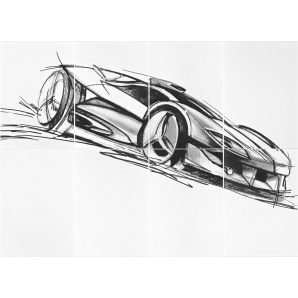 Панно АТЕМ Concept 1 1100x800 мм