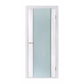 Дверь межкомнатная Белоруссии Соня ПО 600x2000 мм белый ясень