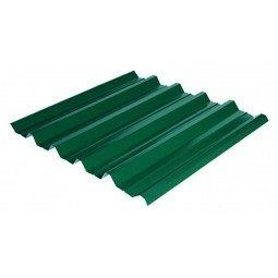 Профнастил ЕвроСтрой ПС-44 0,5 мм цинк/полімер (Словаччина) зелений