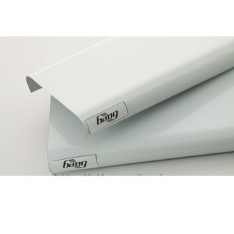 Панель реечного потолка 84 мм белая глянцевая (0101)