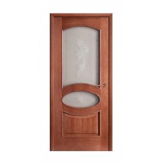 Дверь межкомнатная Двери Белоруссии Рим ПО 600х2000 мм палисандр