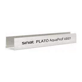 Профіль металевий полімерний PLATO AquaProf UD 27x0,50x3000 мм