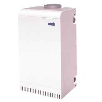 Газовый дымоходный котел Вулкан АОГВ 10 ВЕ 10 кВт 730x380x280 мм