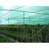 Затеняющая сетка Karatzis 6х50 м 50%зеленая